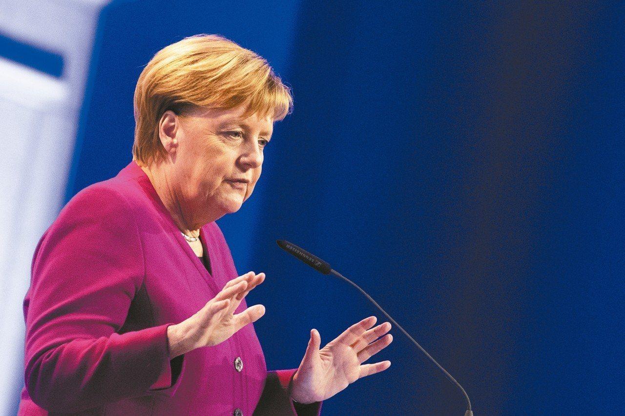 德國總理梅克爾(見圖)的時代即將告終,英國衛報指出,美國總統川普與巴西總統當選人...