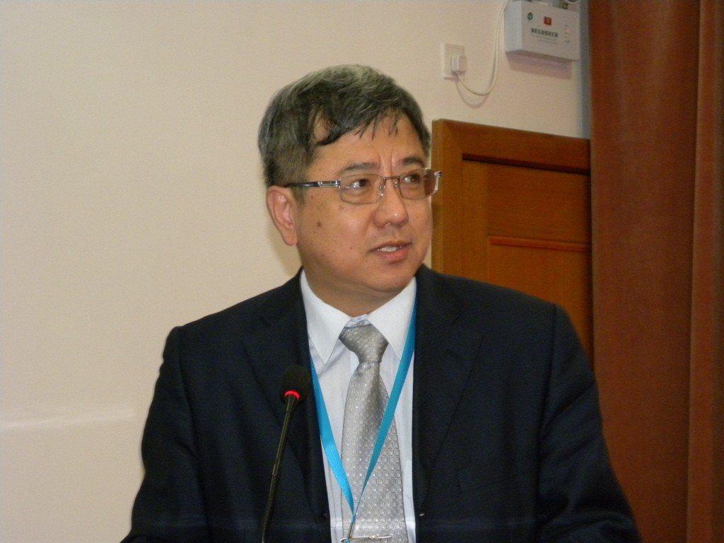 中華經濟研究院第一所所長劉孟俊。 聯合報系資料照片/特派記者林則宏攝影