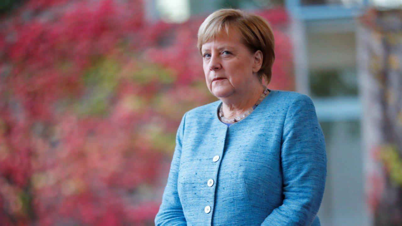 德國總理梅克爾宣布年底不再角逐基督教民主黨(CDU)黨魁,交出黨魁大位。 路透社