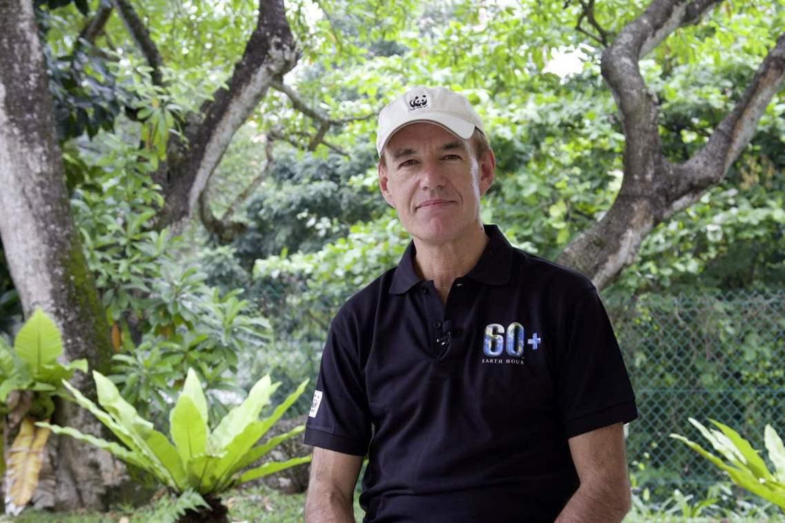 WWF總幹事藍柏堤尼對《法新社》表示,目前的狀況已是人類前所未有的危機,「濫墾濫...