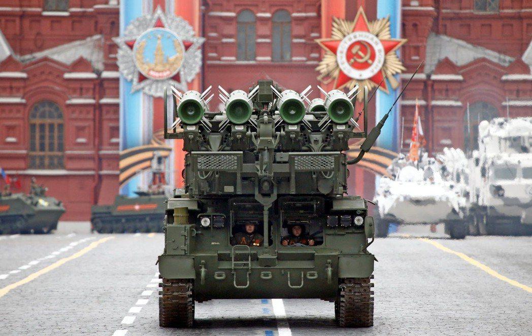 「任何歐洲國家接納美國導彈,俄國別無選擇,將瞄準這些國家。」普丁強硬表示。圖為俄...