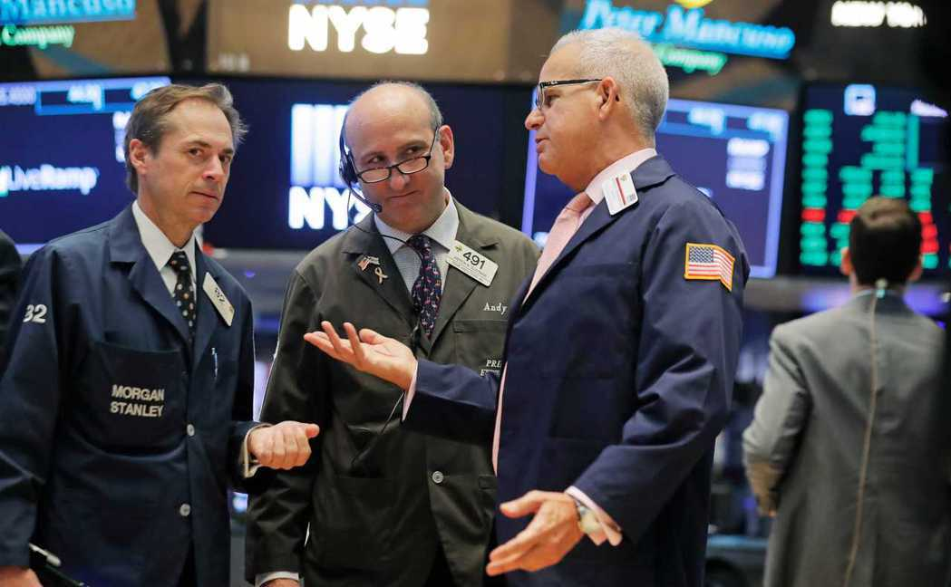 美股周一收低,美中貿易緊張升級讓美股由紅翻黑。  路透