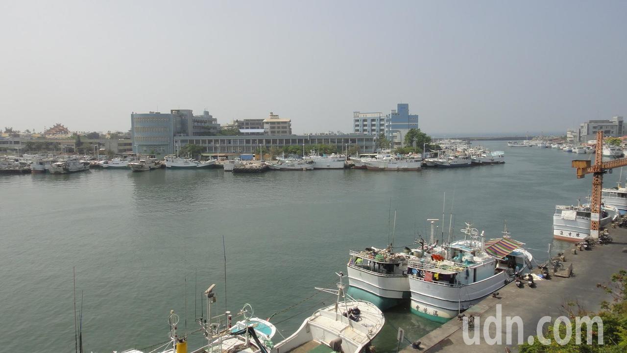 屏東東港漁港港區。圖/聯合報系資料照