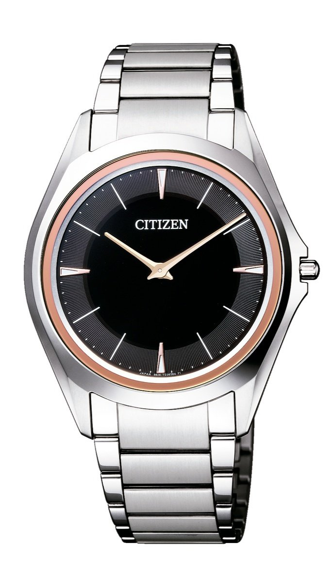 Citizen Eco-Drive One AR5034-58E腕表,超級鈦表殼...