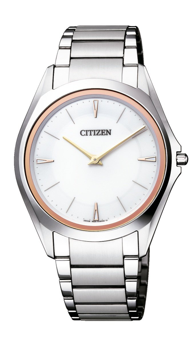 Citizen Eco-Drive One AR5034-58A腕表,超級鈦表殼...