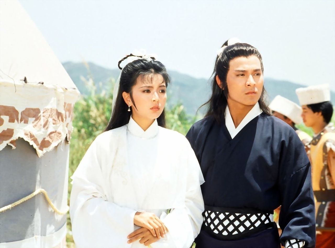 劉亦菲因演出《天龍八部》的王語嫣和《神鵰俠侶》的小龍女,以不食人間煙火的演出獲「...