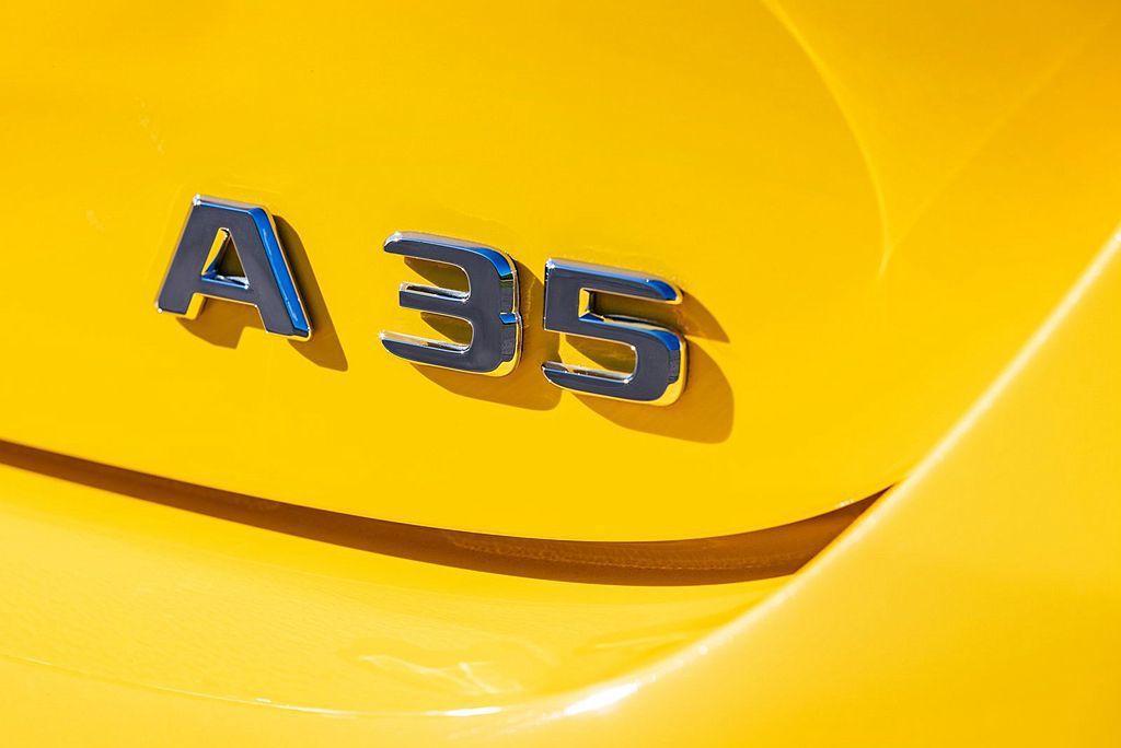 定位在性能家族中最入門的Mercedes-AMG A35 4Matic,日前德國市場報價終於出爐。 圖/Mercedes-AMG提供