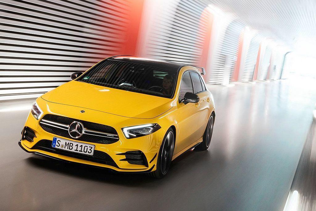 賓士都會小車的銷售成功,也讓原廠決定拓展更多AMG性能陣容可選。 圖/Mercedes-AMG提供