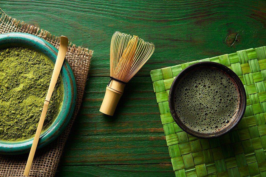 抹茶可能有很多你意想不到的健康功能。 圖片/ingimage