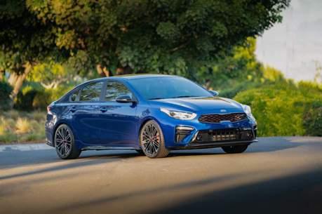 美規也有最強版本 全新Kia Forte GT現身SEMA改裝車展!