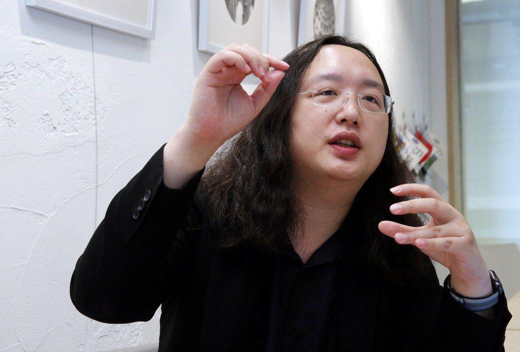 台灣外交挑戰重重,分享數位治理經驗是突圍方式之一。 記者林俊良/攝影
