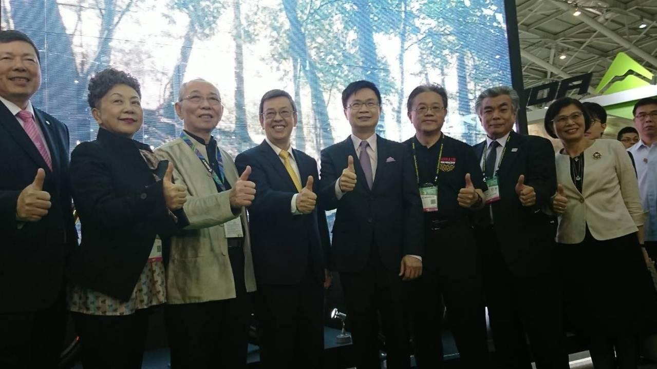 第31屆「台北國際自行車展(Taipei Cycle)將於10月31日至11月3...