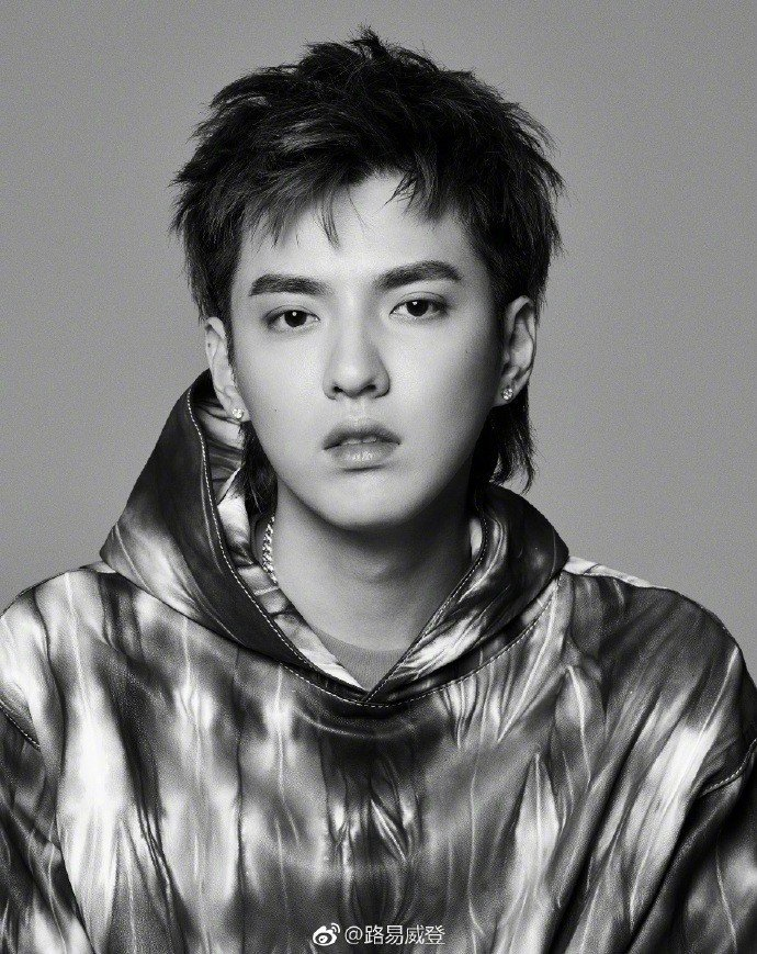 路易威登官方微博宣布吳亦凡為品牌代言人。圖/取自微博