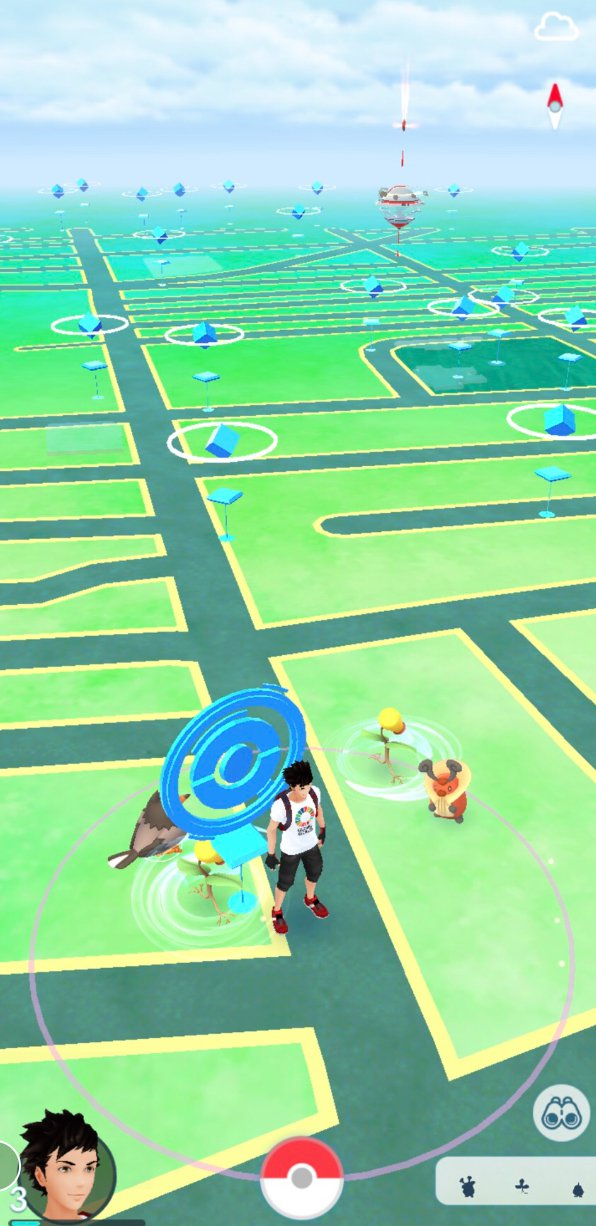 台南市政府與Pokémon GO合作舉辦「Pokémon GO Safari Z...