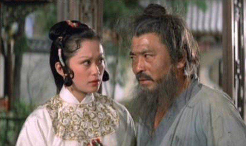 邵氏版「笑傲江湖」在台上映被迫改片名,連人物名字都要改。圖/摘自hkcinema...