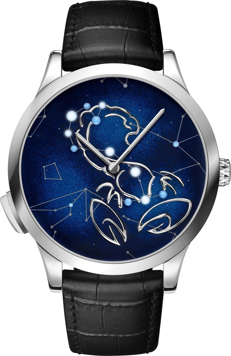 Midnight Zodiac Lumineux Scorpio 天蠍座腕表,4...