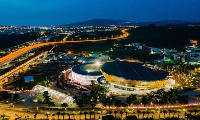 圖/取至 2018臺中世界花卉博覽會 Taichung World Flora Exposition 粉絲專頁