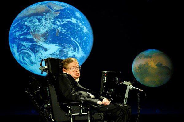 天文學家霍金認為,如果試圖與外星種族接觸「有點太冒險了」。 圖/摘自百度百科