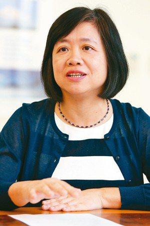 昇達科董事長陳淑敏