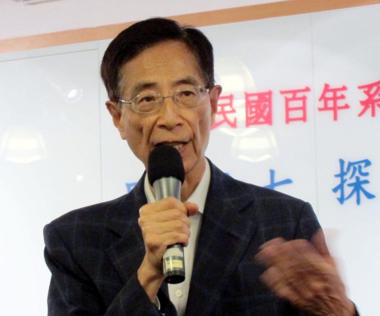 李柱銘說,從香港情況看,他不相信台灣人會接受「一國兩制」。圖/截自香港01