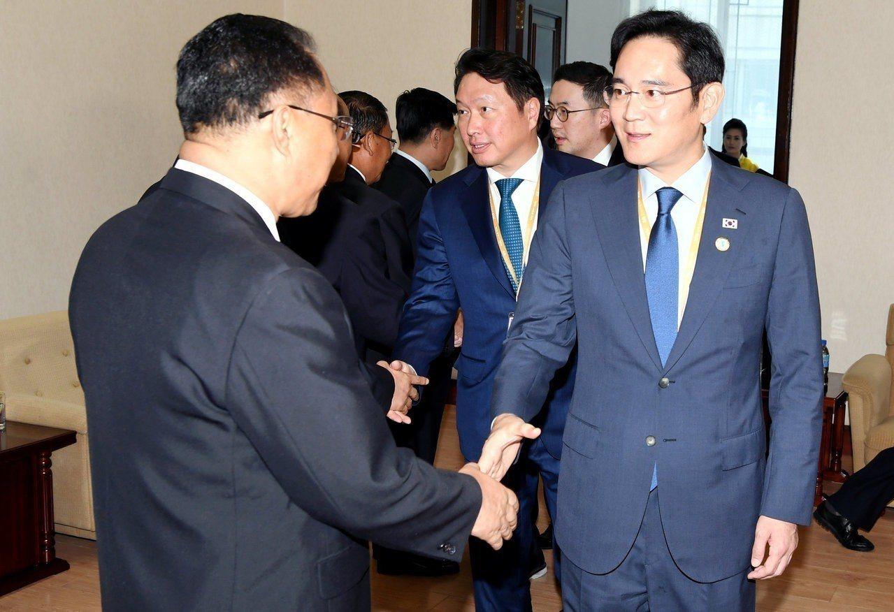 跳過南韓政府,美國直接連絡財團掌握投資北韓進度。美聯社