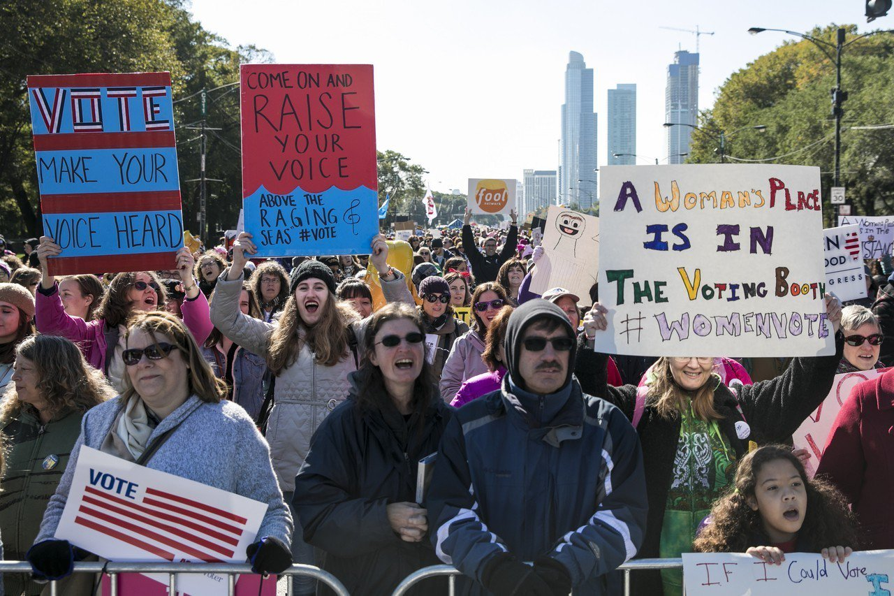 這些女性、少數族裔、LGBTQ候選人,有機會在期中選舉創造歷史。美聯社