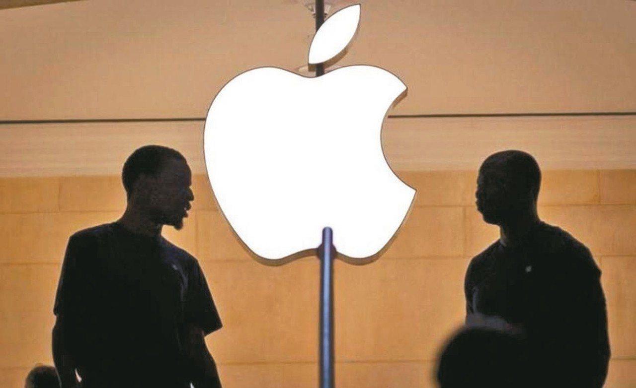 蘋果財測不如預期。 路透