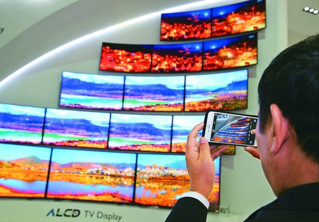 今年第3季全球液晶電視面板出貨量7510萬台,季增9.3%,年增10.1%,出貨...