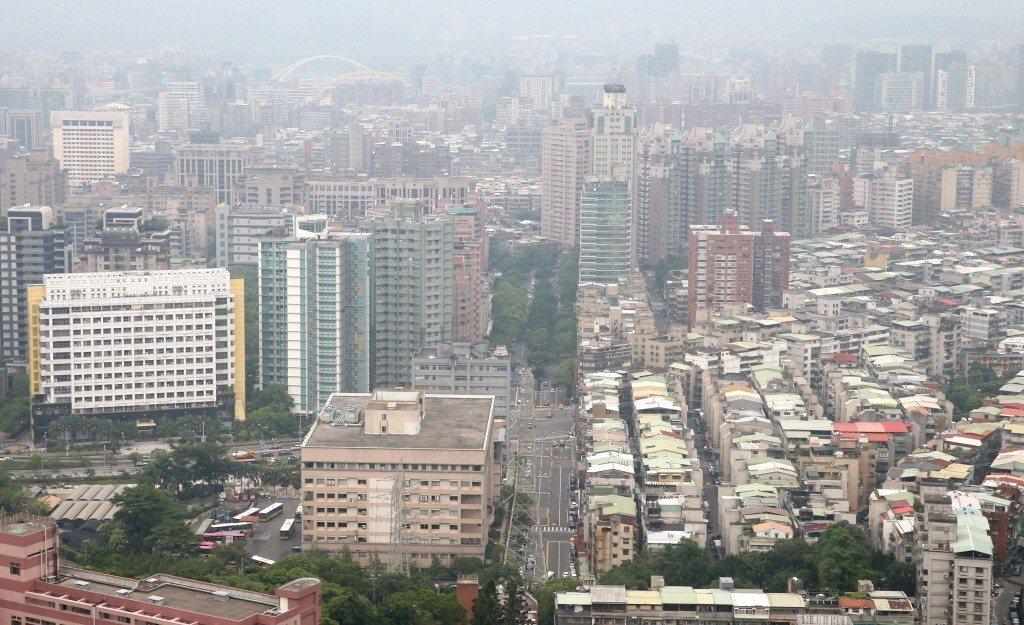空污。聯合報系資料照/記者林俊良攝影