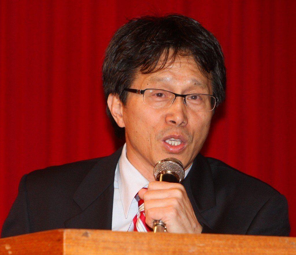 圖為駐德國代表謝志偉。 聯合報系資料照片/記者高智洋攝影