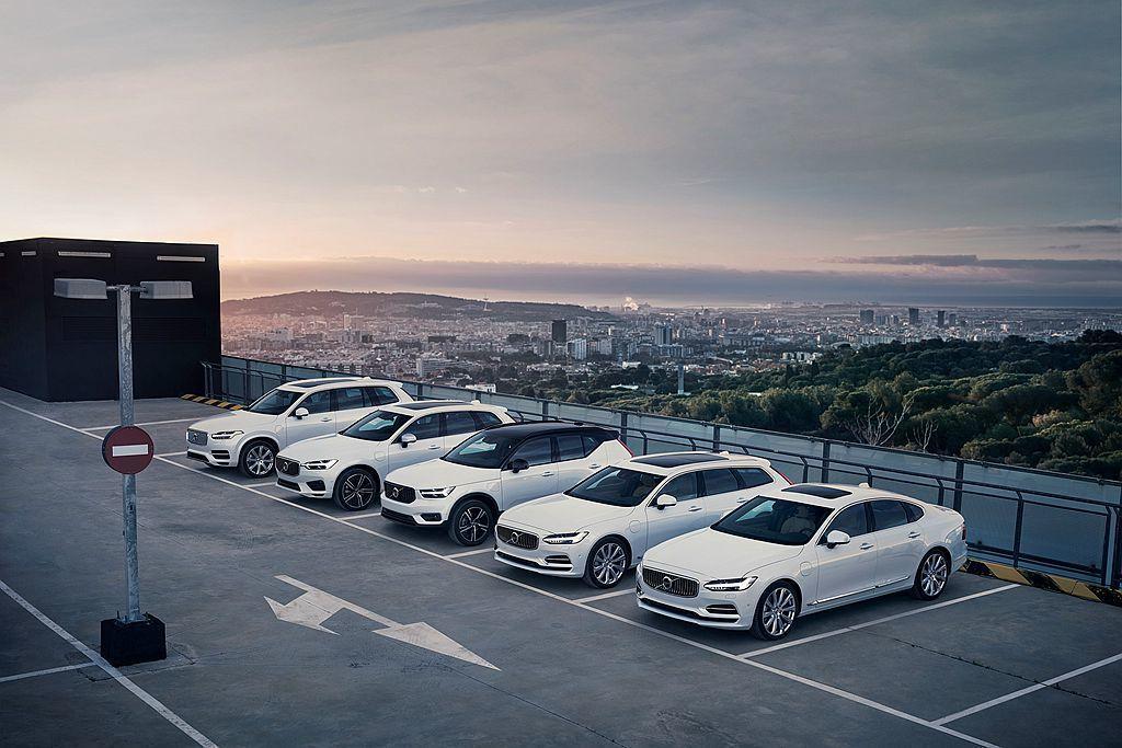 今年前三季Volvo Cars於全球以累積銷售472,553輛,不僅大幅成長14...