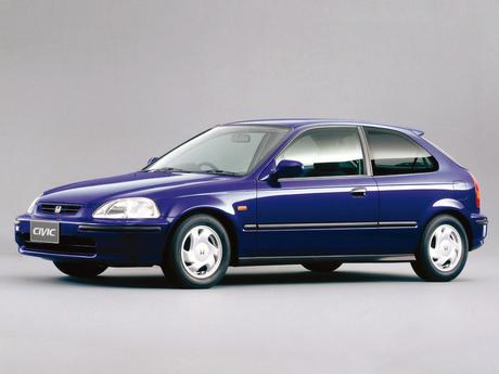 曾經的國產Honda Civic 每個人心中都有一台喜美(上)