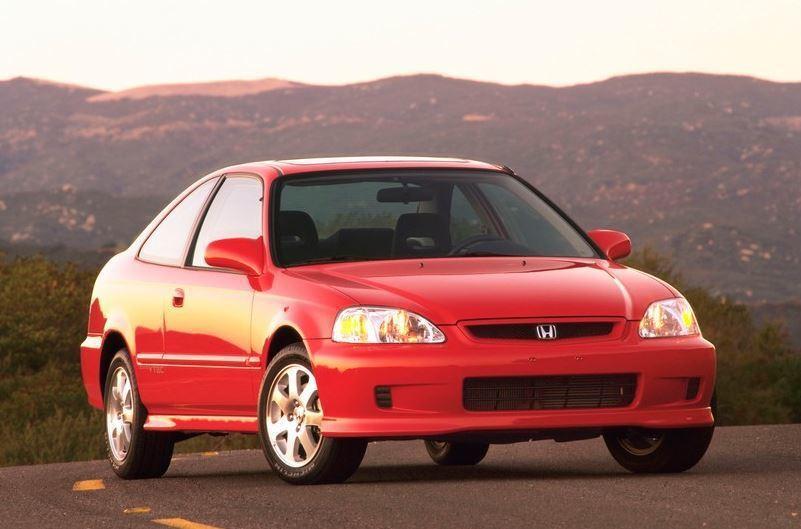 南陽更以進口方式引進六代Civic美規Coupe車型。 摘自Honda