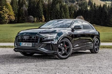 誰說柴油動力已亡? ABT幫你打造猛爆Audi Q8 50TDI!
