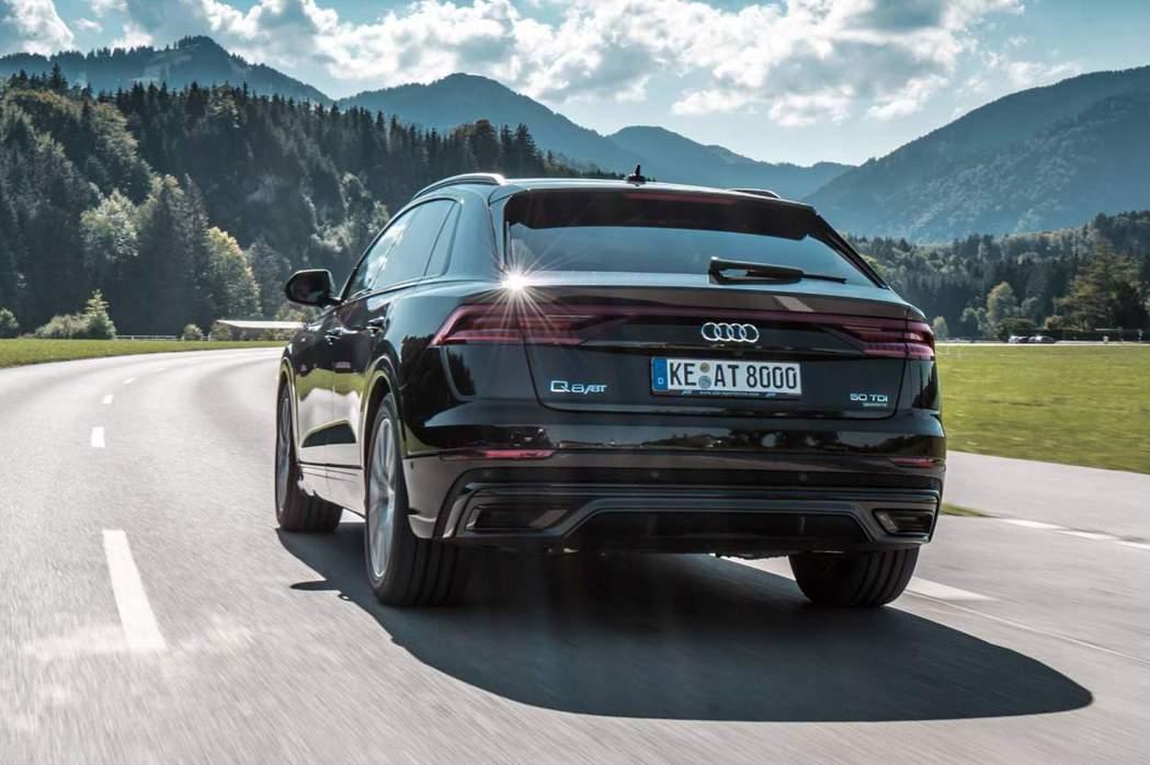 經過ABT操刀後的Audi Q8 50TDI。 摘自ABT Sportsline