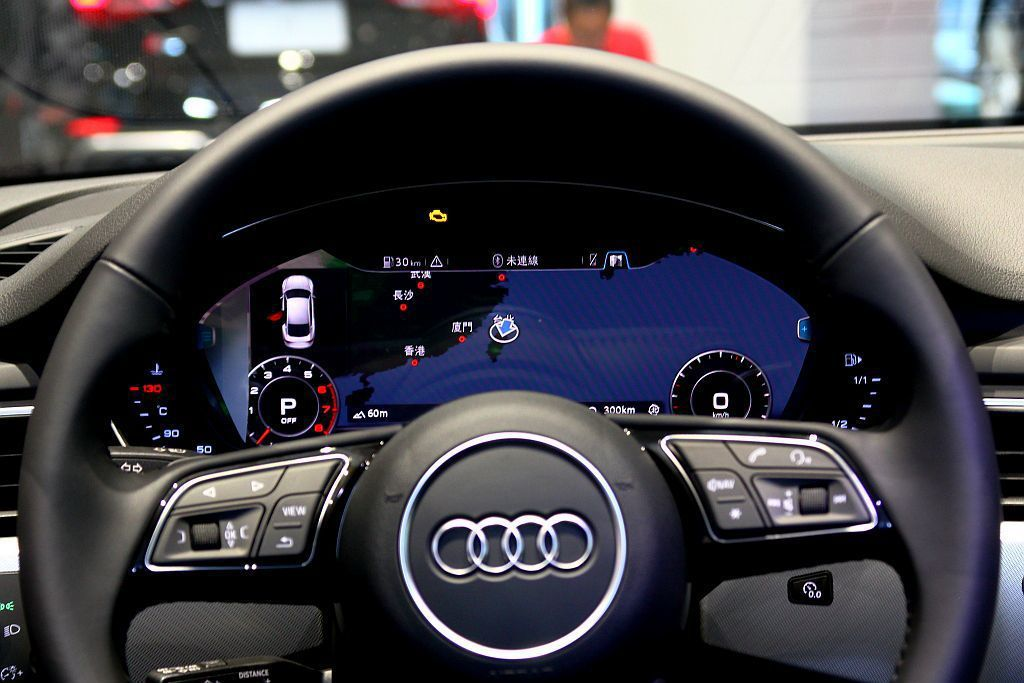 Audi A4全車系與Audi A5 Sportback車款皆標配最新世代12....