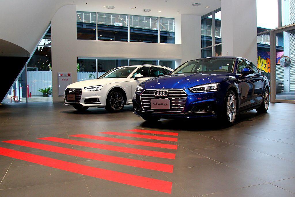 熱銷的Audi A4與A5 Sportback車系,台灣奧迪今日宣布進行車型編成...
