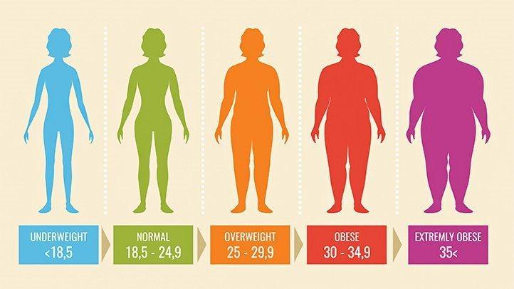 英國有研究發現,處於健康體重指數(BMI)過重或過輕都有可能使預期壽命減少4年。...