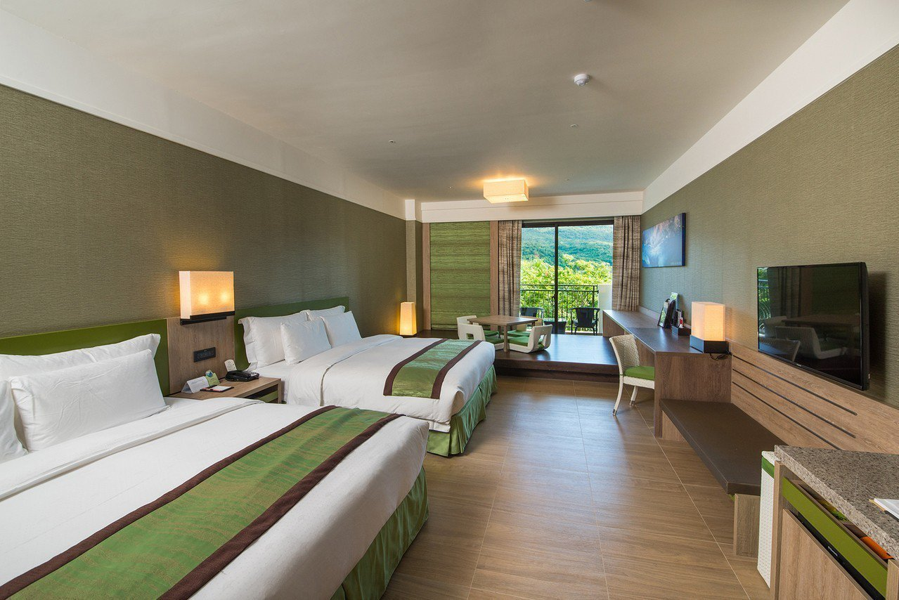 圖/福容大飯店福隆提供。