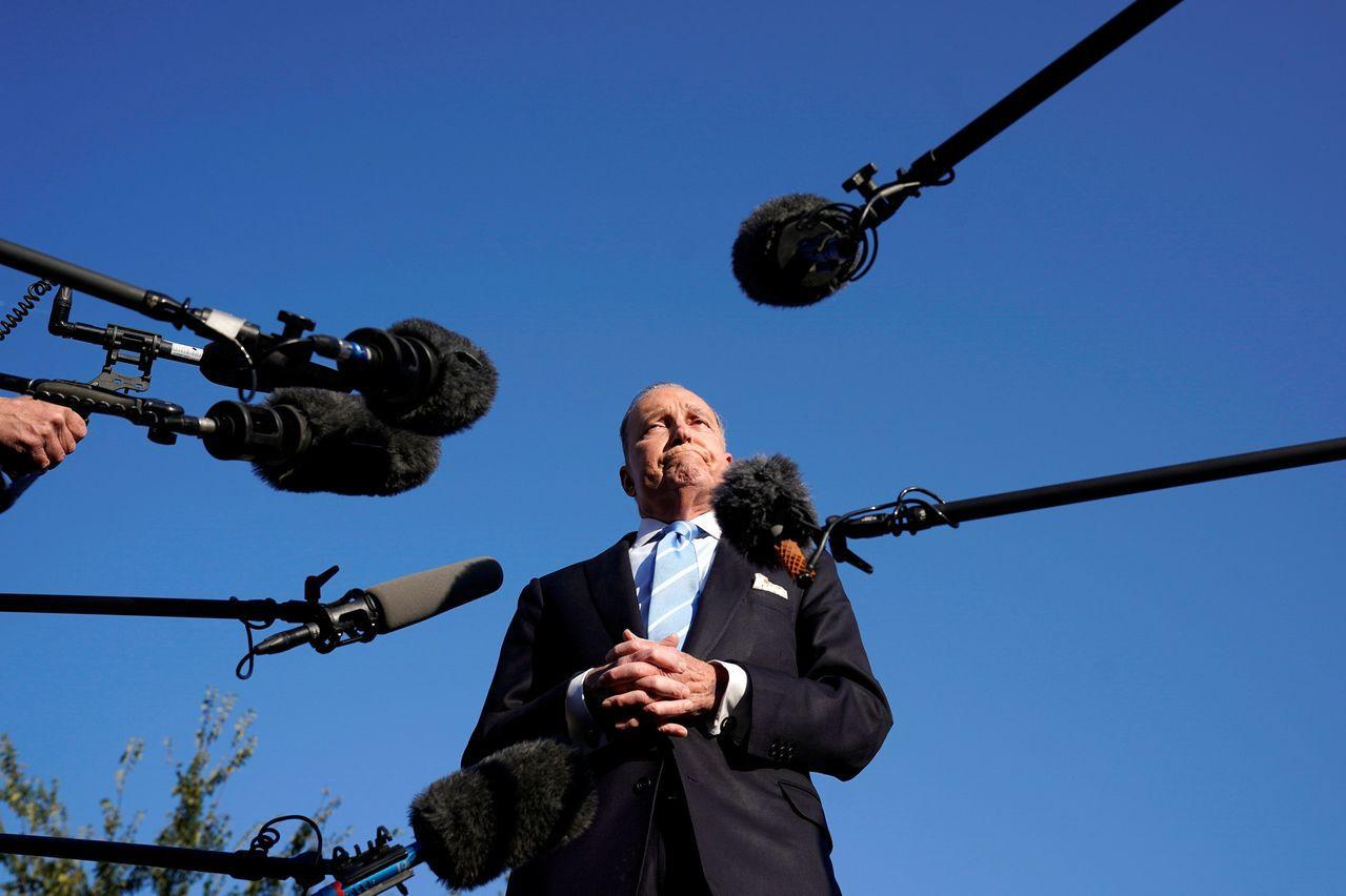 白宮經濟顧問庫德洛表示,美國總統川普對中國實施更多關稅的決定「並非定局」。路透