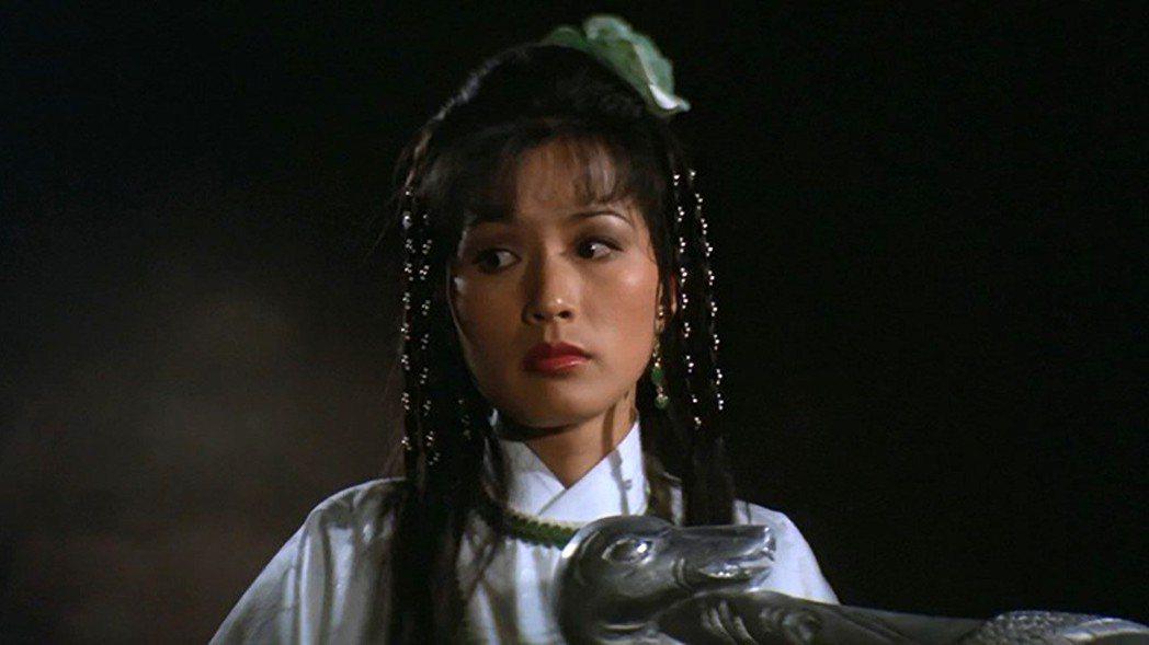 黃淑儀扮演的黃蓉才是邵氏版「神鵰俠侶」女主角。圖/摘自imdb