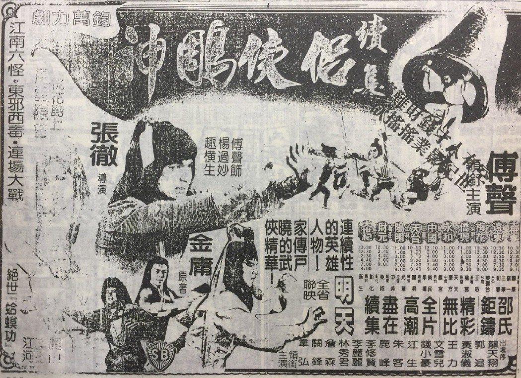 翻攝自民國72年自立晚報