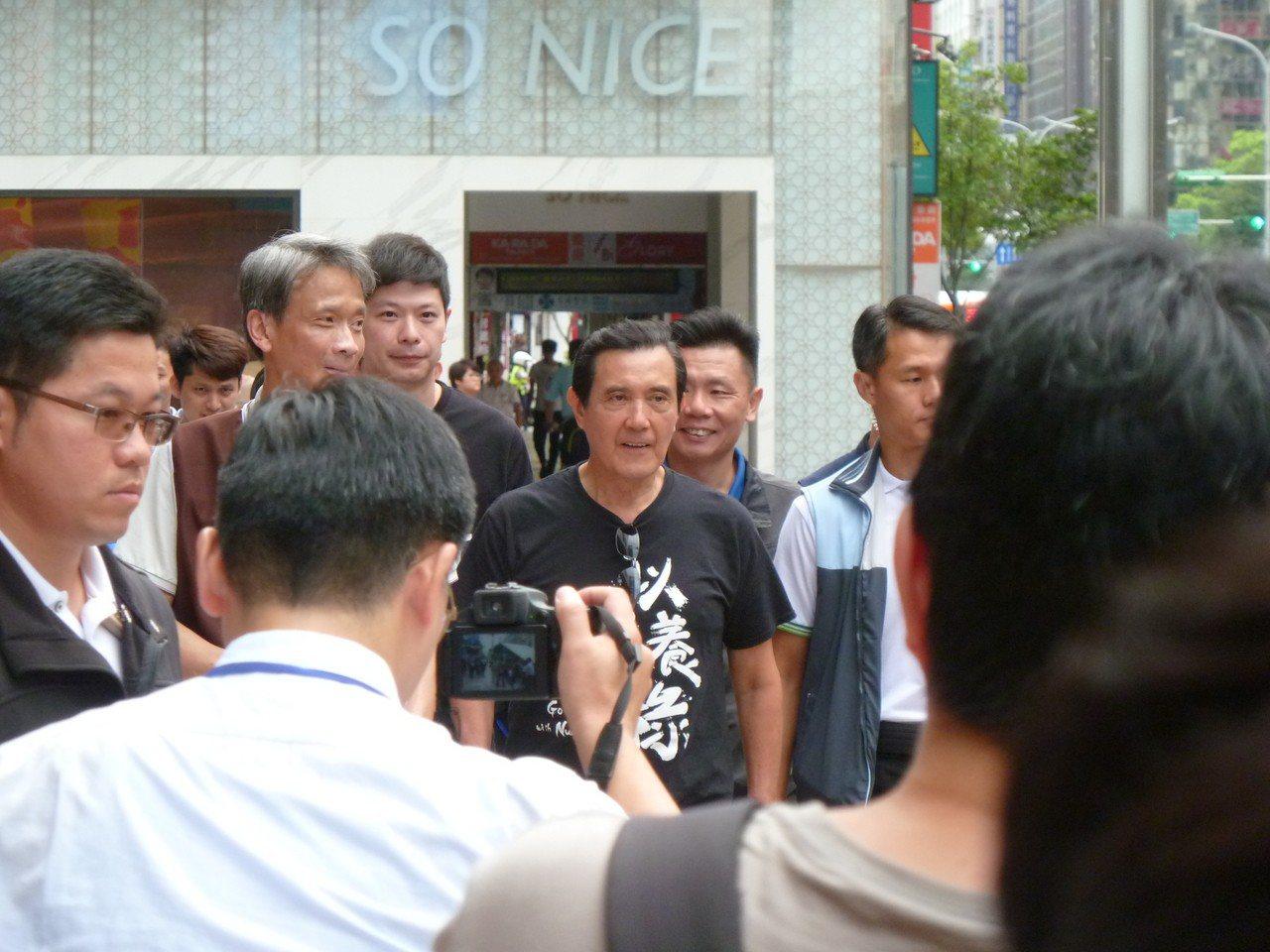 前總統馬英九今天上午出席「2018華人領袖遠見高峰會」致詞時表示,台灣在蔡政府執...