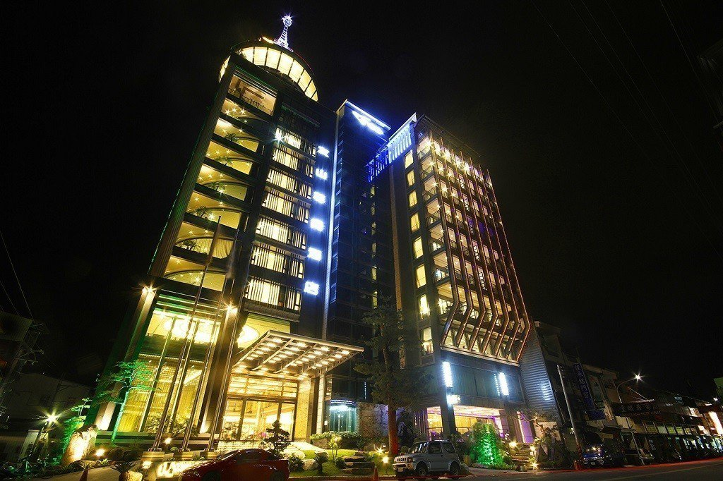 友山尊爵酒店 圖/取自友山尊爵酒店官方網站