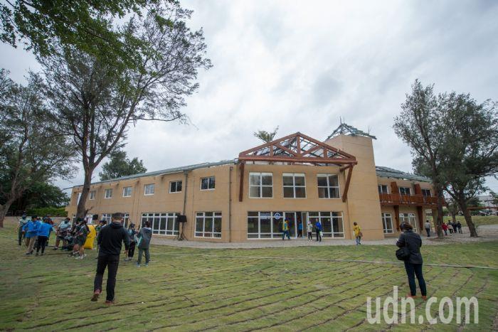 桃園市政府要打造北台灣最豐富的青年體驗學習園區。記者鄭國樑/攝影