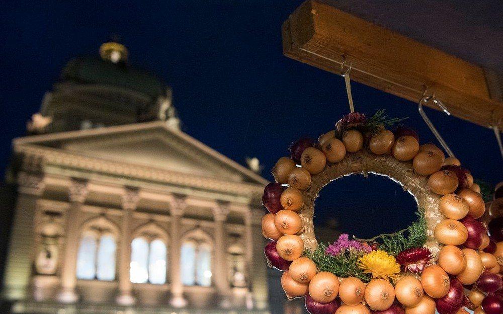瑞士特別的節慶─伯恩洋蔥節,即將到來。圖/泰永旅行社提供