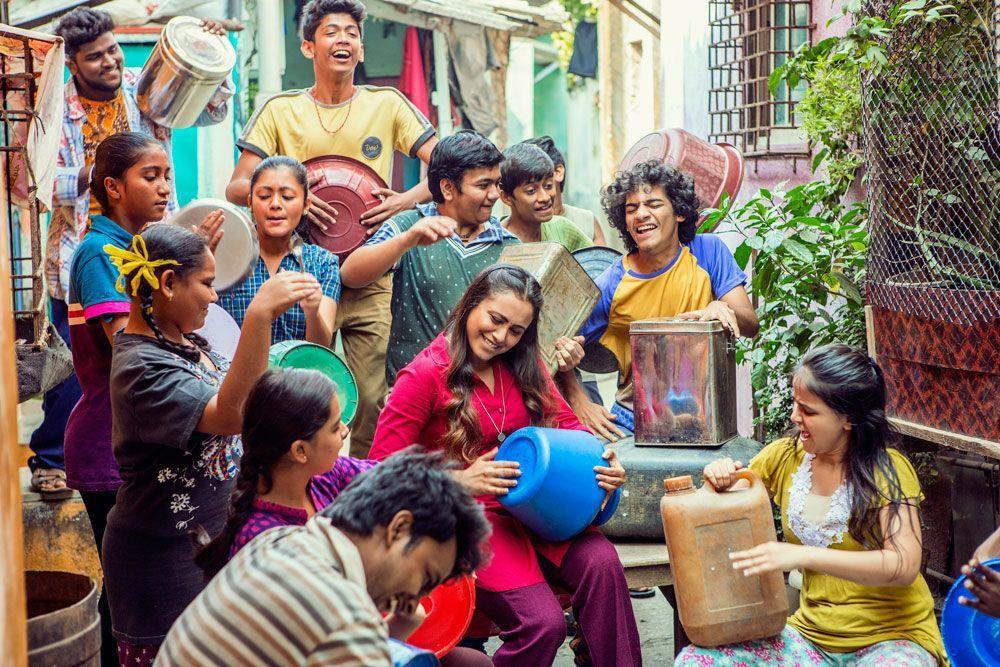 寶萊塢天后拉妮穆科吉演技動靜皆宜。圖/捷傑提供