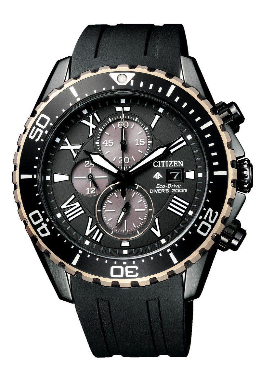 星辰Promaster系列CA0716-19E腕表,台灣限量50只,約16,80...