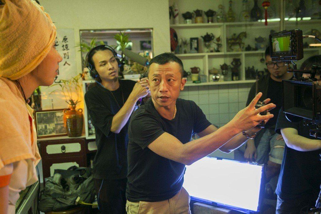 由楊雅喆導演操刀,為主持人陶晶瑩量身打造金馬預告。圖/金馬執委會提供