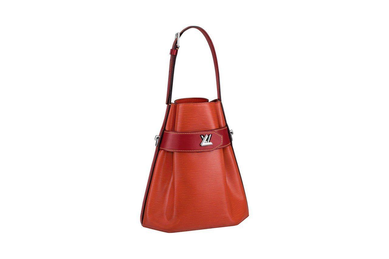 Bucket EPI皮革包款,售價93,500元。圖/LV提供